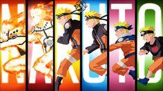 Naruto Through Time....