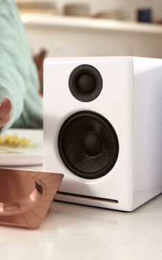 A Device That Syncs Music Throughout Your Whole House. Cool!!