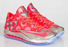 """Nike LeBron 11 Low """"Maison du LeBron"""""""
