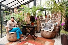The Selby | Dorothee Schumacher's Conservatory: via the selby
