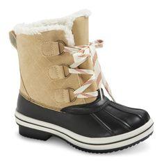 Women's Nancy Winter Boot. Cheaper alternative to Sorel.