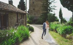 Rustic Country House Wedding in Tuscany - Perfect Wedding Italy