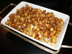 Diced Potatoes in Soy Sauce recipe from Genius Kitchen.