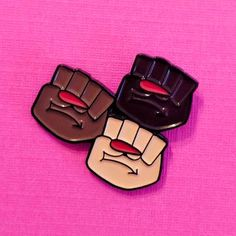 Solidarity Pin