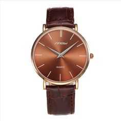 SINOBI Top Brand Quartz-Watch Men Genuine Leather Business Watches Waterproof Watch Male Hour montre homme relogio masculino That`s just superb! Visit our store Mode Masculine, Sport Watches, Watches For Men, Wrist Watches, Men's Watches, Jewelry Watches, Ladies Watches, Cartier, Swiss Army Watches