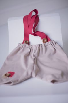 PROPS | Stephanie Resch Photography  Cream knickers w/ red suspenders: 6 months - 1 year Red Suspenders, Photography Props, 1 Year, 6 Months, Gym Shorts Womens, Baby, Cream, Fashion, Creme Caramel