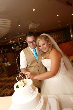 Our Wedding Aboard The Carnival Breeze