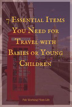 7 Essential Items Yo