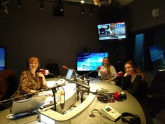Grade 12 students Caprice & Shannon were in the studio with Helen Mann on Metro Morning to discuss Tokens 4 Change!