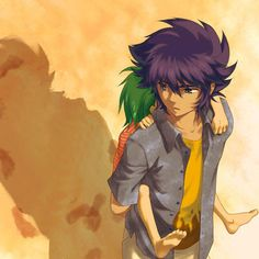 Ikki and Shun