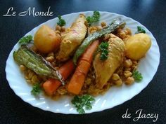 Endlich, endlich, mein Mann hat diese leckeren Nwasser wieder aus Tunesien mitgebracht und ich konnte nach langer Zeit mal wieder ein Gericht mit dieser Zutat kochen. Nwasser sind kleine quadratische Griesnudeln und ich habe jetzt ne ganze Weile gegrübelt,...