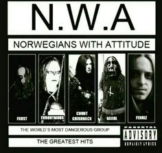 Norwegians with attitude