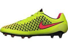 Nike Magista Opus FG Soccer Cleats - Volt...At SoccerPro! Football Shoes f6a7f9b469846