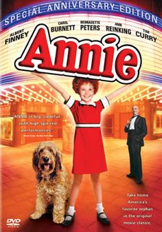 Loved this as a child and love it now....me and my sister both had the Annie dolls <3