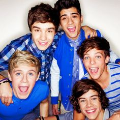 Theres only so many hot people in this world and what do you know One Direction has 2 amazingly hotties!
