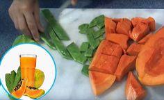 ¡LIMPIA TU COLON Y PIERDE PESO CON ESTE MILAGROSO BATIDO DE NOPAL Y PAPAYA! 👣#SALUDYBIENESTAR,#SALUD,#REMEDIOSCASEROS,#BAJARDEPESO Cantaloupe, Fruit, Healthy, Food, How To Lose Weight, Prickly Pear Cactus, Miraculous, Health, Meals