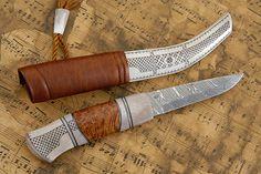Sami Style Half Horn Hunter