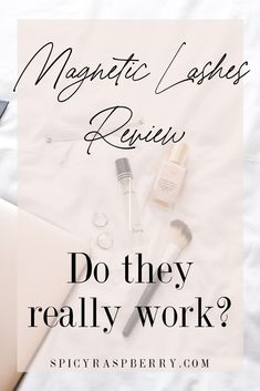 Magnetic Lashes Review | Quick and Easy Fake Lashes | Beauty Review