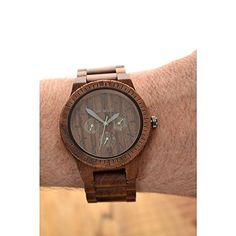 Wewood Kappa Nut Watch  Amazon.com  Watches e603852bf1
