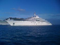 eclipse yacht | Yacht ECLIPSE Roman Abramovich MegaYachtPictures.com Exclusive ...