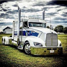 6x6 Truck, Truck Art, Show Trucks, Big Rig Trucks, Custom Big Rigs, Custom Trucks, Diesel Pickup Trucks, Peterbilt Trucks, Heavy Truck