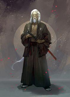 Ronin - Masataka Sensei del dojo de las mil formas