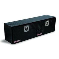Weather Guard 364502 Black Aluminum (Silver) Hi Side Truck Box