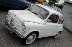 Fiat 750, via Flickr.