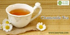 Chamomile Tea-put this in your little one's sippy cup over some ice! Get your kids used to drinking tea at an early age! So healthy! Healthy Smoothies, Healthy Drinks, Smoothie Recipes, Healthy Snacks, Drink Recipes, Healthy Eating, Vegetarian Teas, Healthy Bedtime Snacks, Chamomile Tea