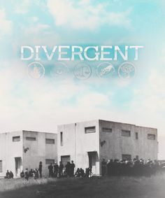 Divergent by Veronica Roth- one of the best series I've read!