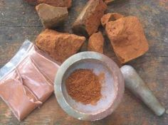 Red Brick Dust-Old Hoodoo Secret-Voodoo-Witchcraft-Protective Barrier and Wash-Will Not Allow Negativity Past