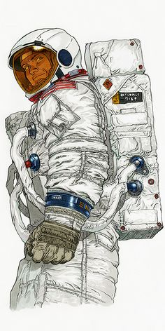 Katsuhiro Otomo ★ || CHARACTER DESIGN REFERENCES |  • Find more artworks at http://www.pinterest.com/characterdesigh