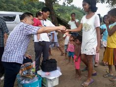 Korean Missionaries led by Ptr. Lee conducted medical mission to the Dumagat at General Nakar - Ministry of STPPACE with Indigenous people