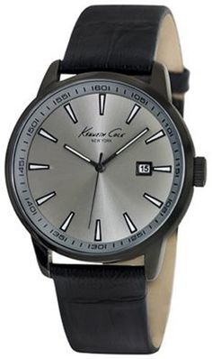 Men's Wrist Watches - Kenneth Cole New York 3Hand with Date Mens watch KC1913 >>> Check out this great product.