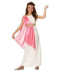 Roman Empress Girls Costume                                                                                                                                                                                 More
