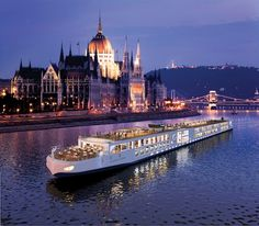 Bucket List = Viking River Boat Cruise in Europe