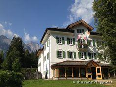 Villa Welsperg Val Canali Primiero Trentino