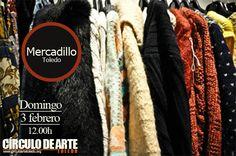 Si estás por Toledo este domingo, acércate al mercadillo del Círculo de Arte, y cómprate una fundafundamental!