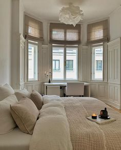 Dream Home Design, Home Interior Design, House Design, Home Bedroom, Bedroom Decor, Aesthetic Bedroom, Pink Aesthetic, Dream Rooms, My New Room