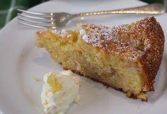 Fejoa Recipes, Kiwi Recipes, Almond Recipes, Sweets Recipes, Baking Recipes, Desserts, Kitchen Recipes, Lemon And Coconut Cake, Almond Cakes