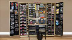 Scrapbox™ - Scrapbooking Storage Organizer : Craft Room Furniture
