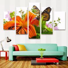 cuadros modernos para living y comedor