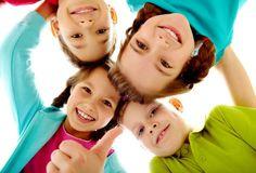 Crianças vêem o mundo de forma diferente dos adultos