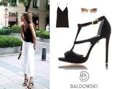 Get inspired with @baldowskiwb 👠💄 #baldowski #baldowskiwb #polishbrand #shoes #shoeaddict #shoelovers #heelslovers #blackandwhite #getthelook #getinspired #fashionoutfit #fashioninspiration #streetstyle #streetwear #streetfashion #photooftheday #instagood #outfitoftheday