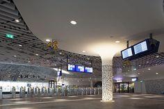 Delft Train Station | Architect Magazine | Mecanoo, Delft, Netherlands, Commercial, Transportation