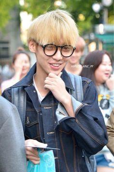 Hahaha I love Kwangmin <3