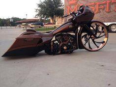 Harley Davidson News – Harley Davidson Bike Pics Harley Bagger, Bagger Motorcycle, Harley Bikes, Motorcycle Style, Motorcycle Garage, Motorcycle Parts, Custom Baggers, Custom Harleys, Custom Bikes