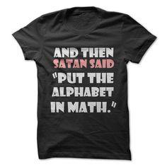Math Alphabet - 1