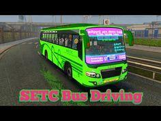 SETC Tamil Nadu bus mod for ets2 - SETC bus game - TNSTC Bus Driving - ETS2 Gameplay - YouTube Bus Games