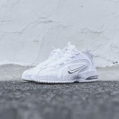 pretty nice cd266 b97b4 Nike Air Max Penny - White   Metallic Silver - 6